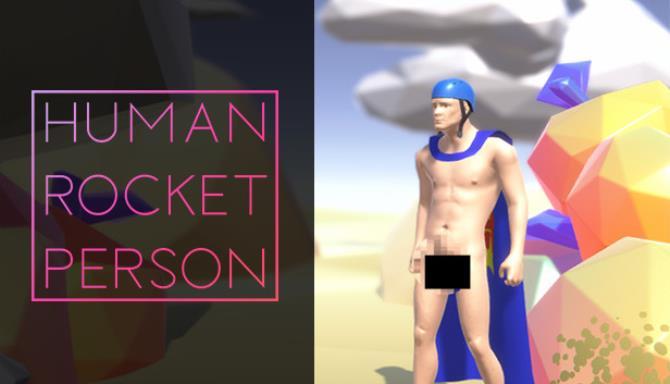 🚀 Human Rocket Person Free Download