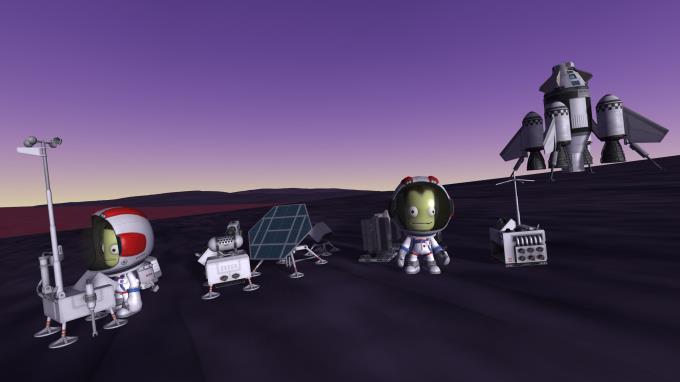 Kerbal Space Program Breaking Ground Update v1 7 2 Torrent Download