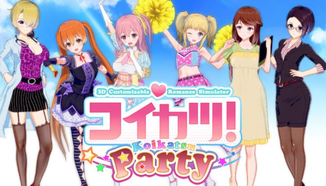 コイカツ! / Koikatsu Party Free Download