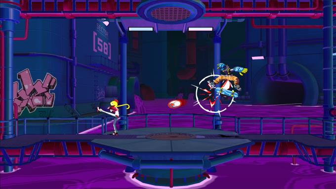 Lethal League Blaze The Shadow Surge PC Crack