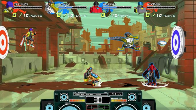 Lethal League Blaze The Shadow Surge Torrent Download