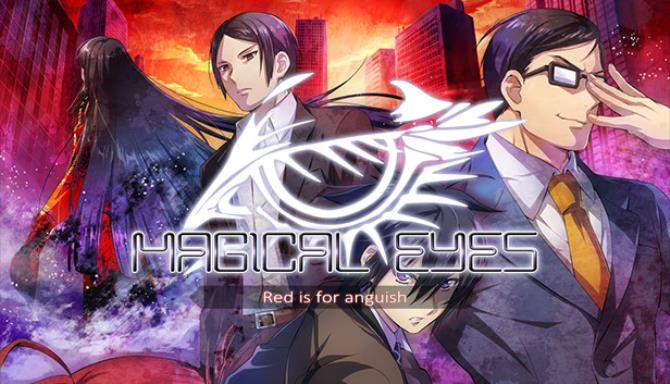 Magical Eyes - Red is for Anguish Free Download