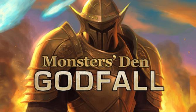 Monsters Den Godfall v1 20 13 Free Download