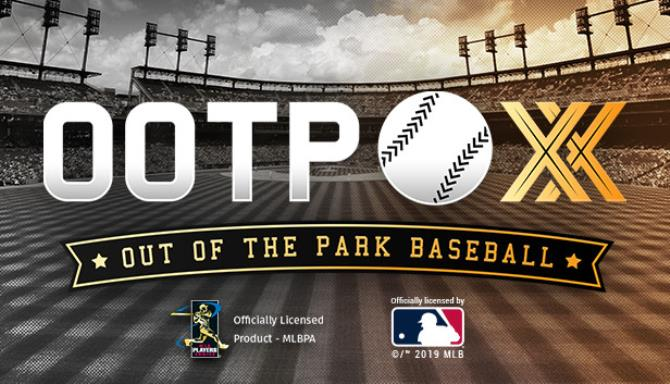 Out of the Park Baseball 20 Update v20 5 46 Free Download