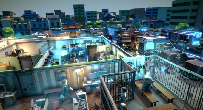 Rescue HQ The Tycoon v1 02 PC Crack