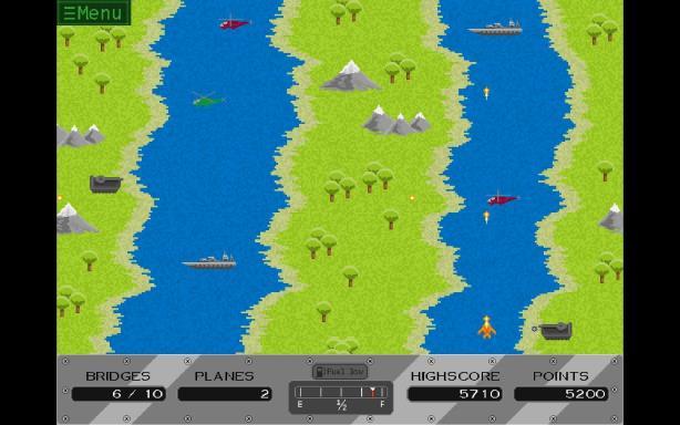 River Attack Remake PC Crack