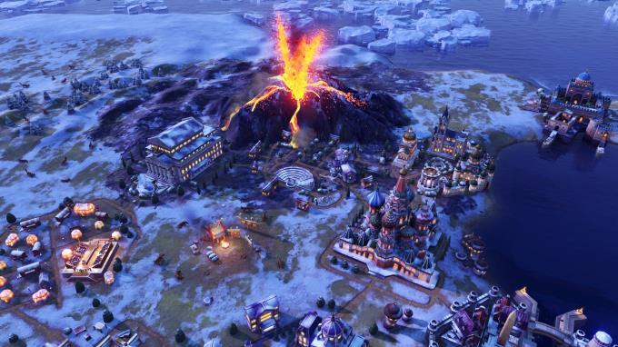 Sid Meiers Civilization VI Gathering Storm Update v1 0 0 328 Torrent Download