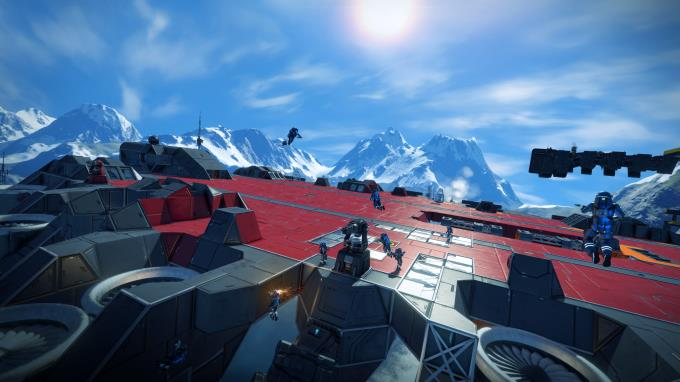 Space Engineers Update v1 191 incl DLC Torrent Download