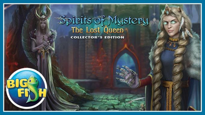 Spirits of Mystery The Lost Queen Free Download