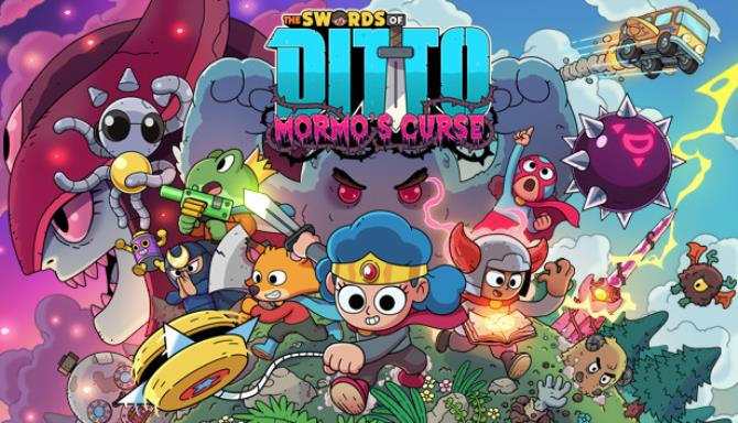 The Swords of Ditto Mormos Curse Update v1 17 02 204 Free Download