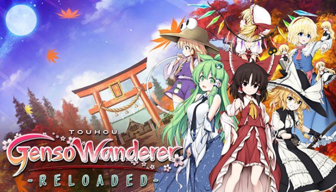 Touhou Genso Wanderer Reloaded Update v1 04 Free Download