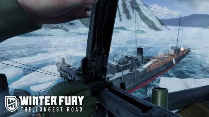 Winter Fury: The Longest Road PC Crack