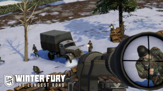 Winter Fury: The Longest Road Torrent Download