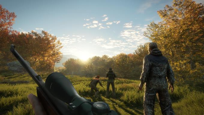 theHunter Call of the Wild 2019 Edition TruRACS Update Build 1681978 PC Crack