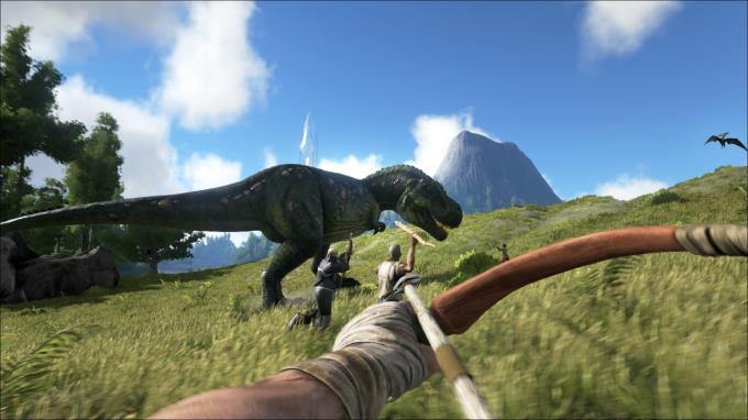 ARK Survival Evolved Valguero Torrent Download
