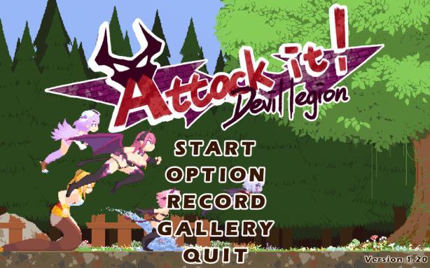 Attack it Devil legion Torrent Download