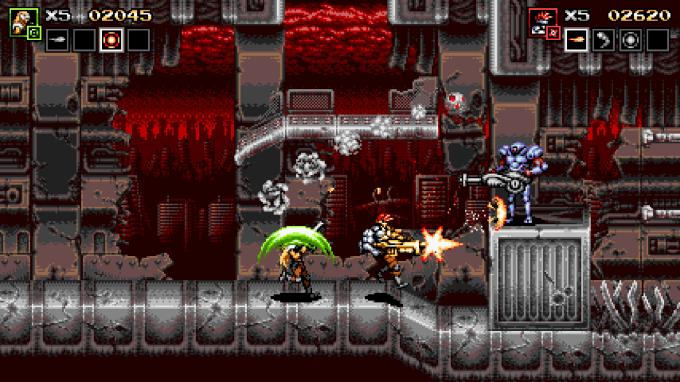Blazing Chrome Torrent Download