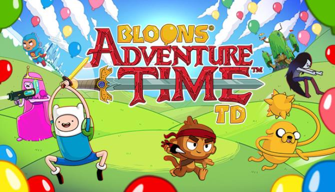 Bloons Adventure Time TD v1 5 Free Download