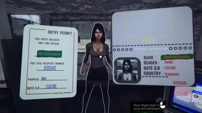 Border Officer Torrent Download