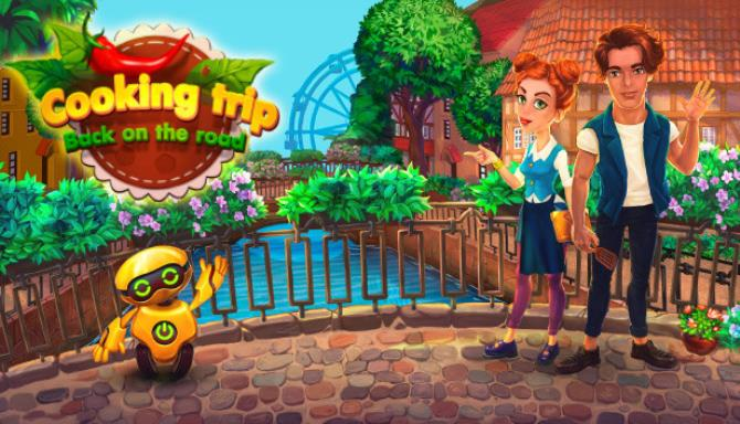 Cooking Trip Back on the Road Collectors Edition Free Download