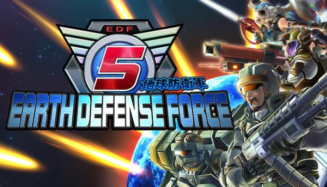 EARTH DEFENSE FORCE 5 DLC Unlocker Free Download