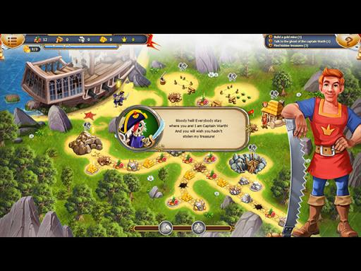 Fables of the Kingdom III Collectors Edition Torrent Download