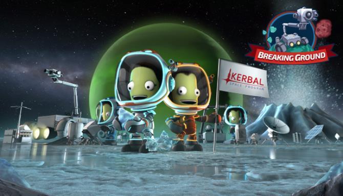 Kerbal Space Program Breaking Ground Update v1 7 3 Free Download