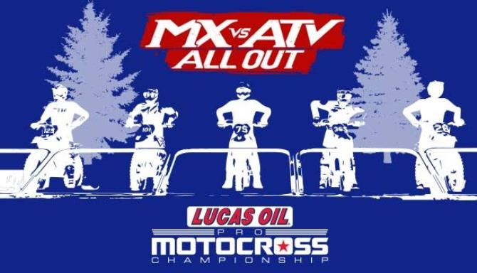 MX vs ATV All Out 2019 AMA Pro Motocross Championship Free Download