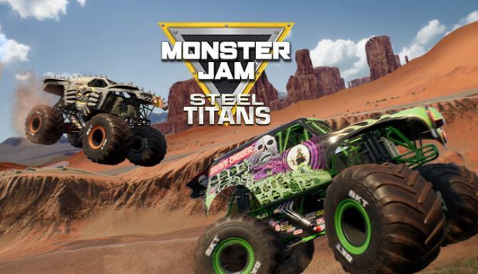 Monster Jam Steel Titans Update v1 0 1 Free Download