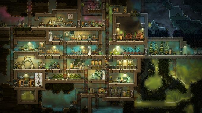 Oxygen Not Included PC Crack