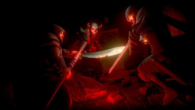 VR Dungeon Knight PC Crack