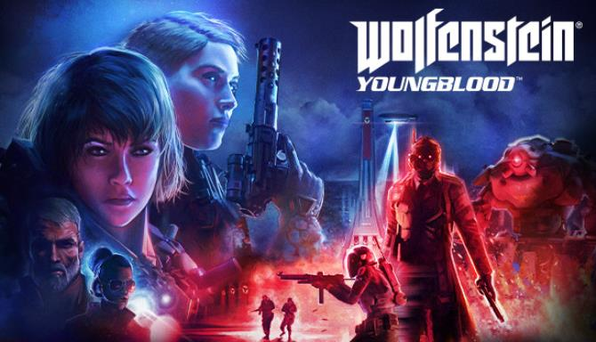 Wolfenstein Youngblood-FULL UNLOCKED « PCGamesTorrents