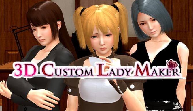 3D Custom Lady Maker Free Download