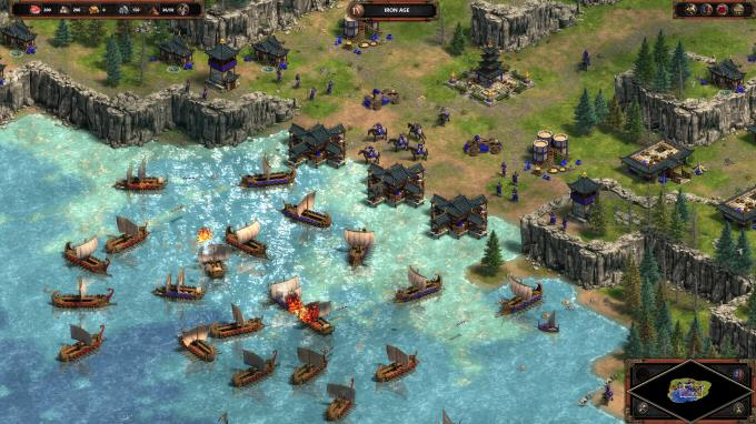 Age of Empires Definitive Edition Update Build 28218 PC Crack