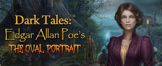 Dark Tales Edgar Allan Poes The Oval Portrait Free Download