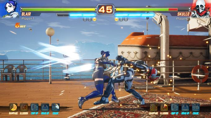 FIGHTING EX LAYER Update v1 3 1 Torrent Download