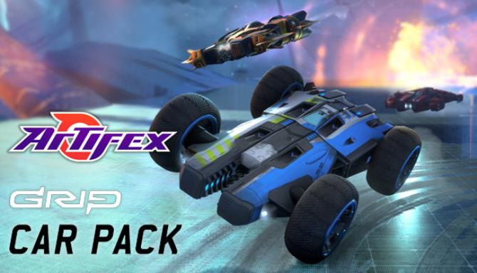 GRIP Combat Racing Artifex Car Pack Update v1 4 2 Free Download