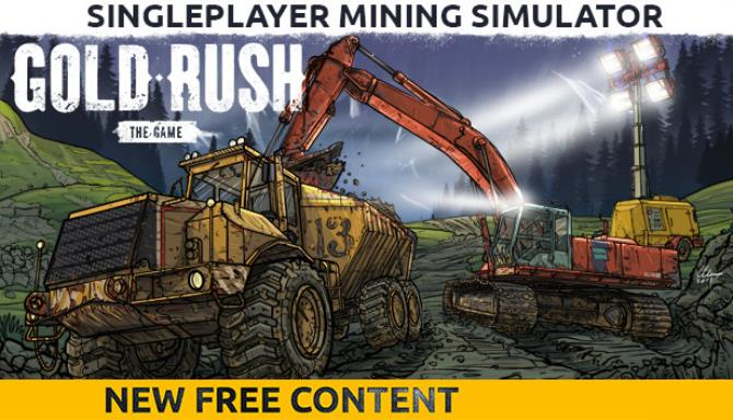 Gold Rush The Game Parkers Edition Update v1 5 5 12623 Free Download