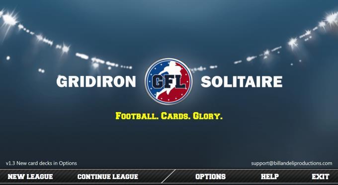 Gridiron Solitaire Torrent Download