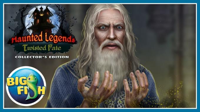 Haunted Legends Twisted Fate Free Download