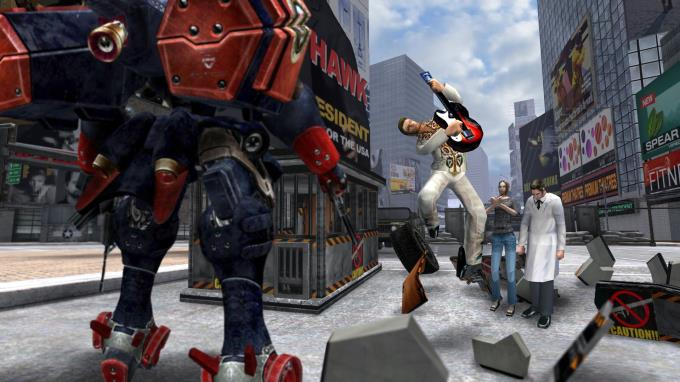 Metal Wolf Chaos XD Update v1 02 1 PC Crack