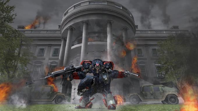 Metal Wolf Chaos XD Update v1 02 1 Torrent Download