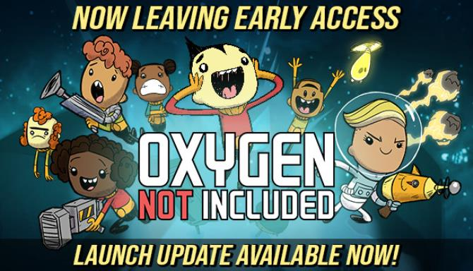 Oxygen Not Included Update Build 358267 Free Download