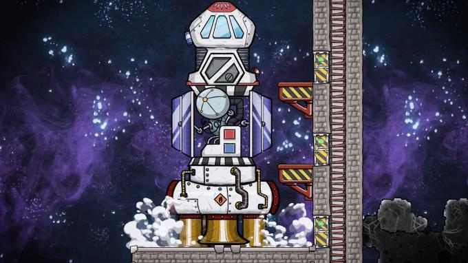 Oxygen Not Included Update Build 358267 PC Crack