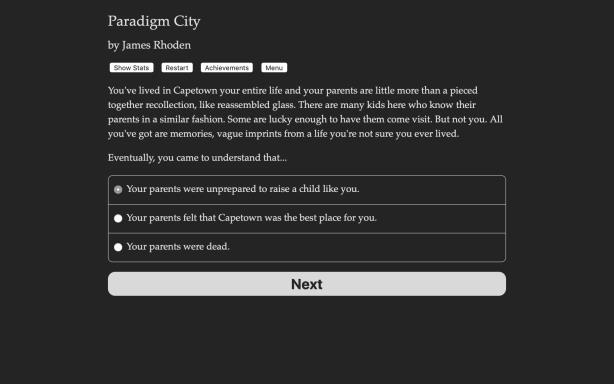 Paradigm City Torrent Download