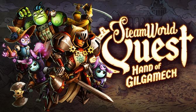 SteamWorld Quest Hand of Gilgamech v2 0 RIP Free Download
