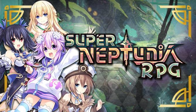 Super Neptunia RPG Deluxe Edition Free Download