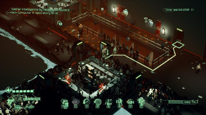 All Walls Must Fall A Tech Noir Tactics Game PC Crack