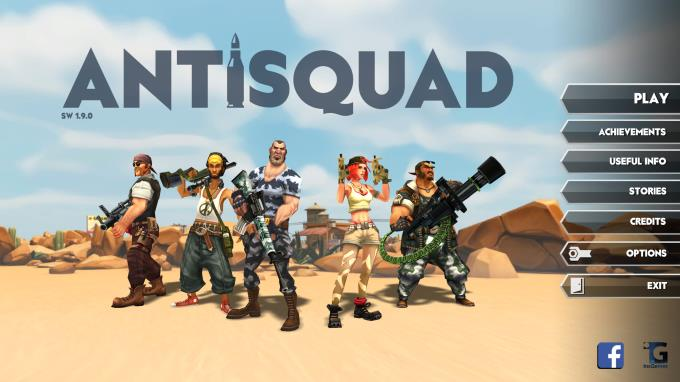 Antisquad PC Crack