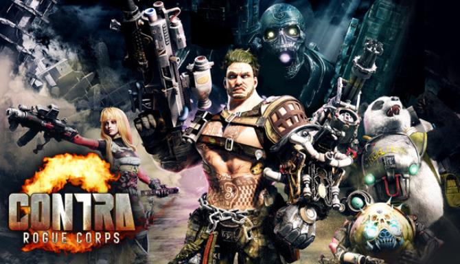 Contra Rogue Corps Free Download